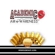Academic Air-wareness™ GOLD Sponsorship