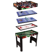 STATS 3 FT. 6-IN-1 MULTI-GAMES TABLE
