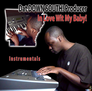 In Love With My Baby! - Instrumental CD