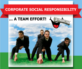 Corporate Social Responsibility ... A Team Effort!