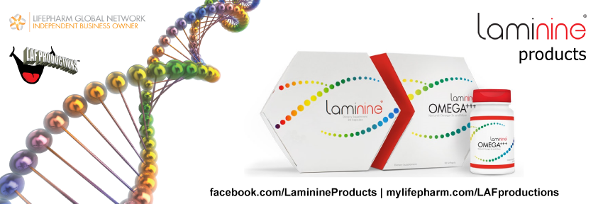 Laminine Products on Facebook