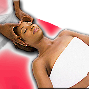 Massage Model - African American