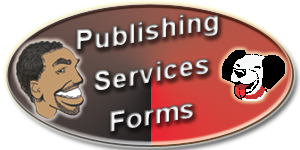 LAF Publishing Services Forms